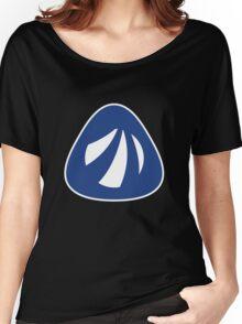 Antergos Linux Logo Women's Relaxed Fit T-Shirt