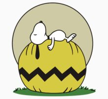 Snoopy Halloween One Piece - Short Sleeve