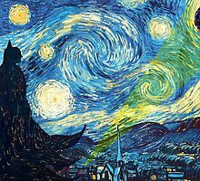 The Starry Knight by Neov7