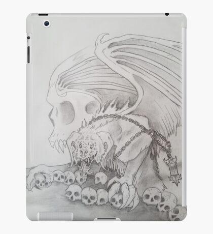 Soul keeper iPad Case/Skin