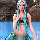 Fantasy Mermaid by Vac1
