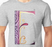 The Letter E Unisex T-Shirt