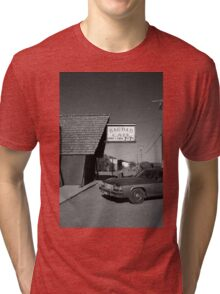 Route 66 - Bagdad Cafe Tri-blend T-Shirt