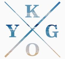 KYGO - I See Fire Beach Graphic by edm-tees