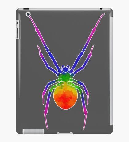 Rainbow Widow iPad Case/Skin