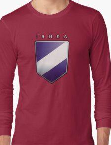 Ishean Coat of Arms Long Sleeve T-Shirt