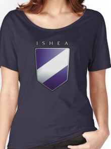 Ishean Coat of Arms Women's Relaxed Fit T-Shirt