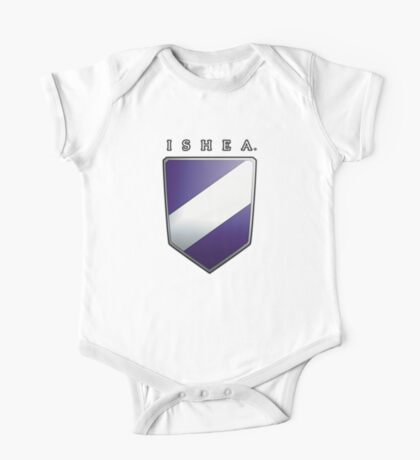 Ishean Coat of Arms One Piece - Short Sleeve