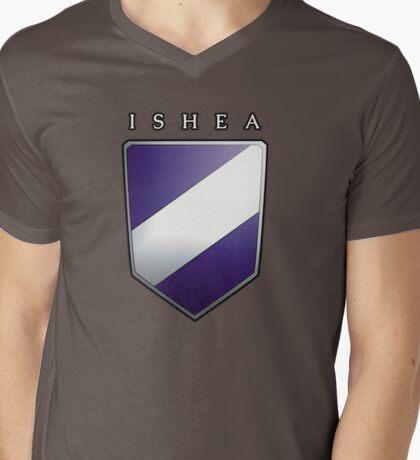 Ishean Coat of Arms Mens V-Neck T-Shirt