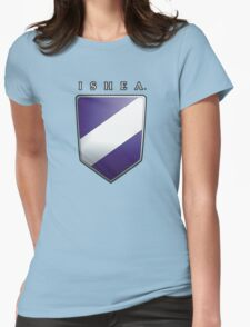 Ishean Coat of Arms Womens Fitted T-Shirt