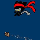 All Cats are Ninjas... by LillyKitten