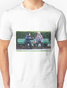 Conversation In The Park Unisex T-Shirt