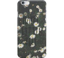 TROYE SIVAN // TRXYE - HAPPY LITTLE PILL ( DAISIES ) iPhone Case/Skin