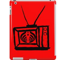 Bass TV nectar iPad Case/Skin