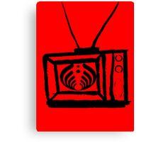 Bass TV nectar Canvas Print