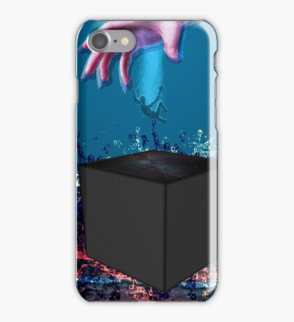 Fear of The Unknown iPhone Case/Skin