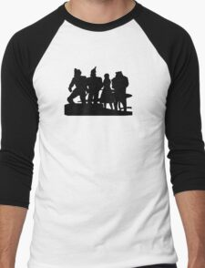 Wizard of Oz Men's Baseball ¾ T-Shirt