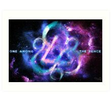 Coheed and Cambria Keywork Poster Art Print