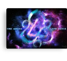 Coheed and Cambria Keywork Poster Canvas Print