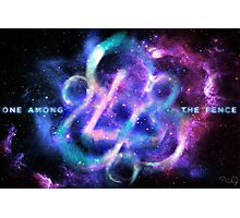 Coheed and Cambria Keywork Poster Photographic Print