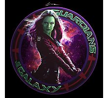 Gamora - Guardians Of The Galaxy Photographic Print