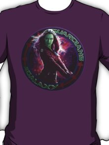 Gamora - Guardians Of The Galaxy T-Shirt