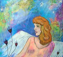 Cosmic Angel by aenigma