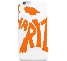 Pokemon-Unique Wordy Charizard iPhone Case/Skin