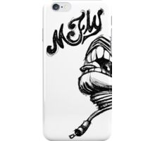 McFly Radioactive microphone iPhone Case/Skin