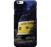 Yellow Volkswagen iPhone Case/Skin