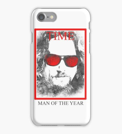 lebowski Time iPhone Case/Skin