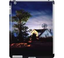 House on the Hill iPad Case/Skin