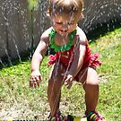 Allie and the Sprinkler! by Heather Friedman