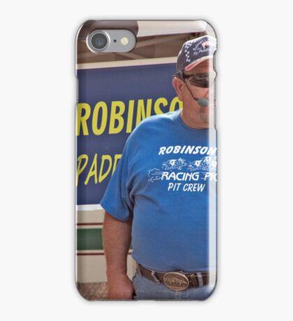 Pig Promoter iPhone Case/Skin