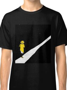 Walking on the Universe Classic T-Shirt