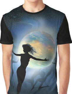 Fury Dance II Graphic T-Shirt