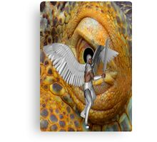 Dragon Slayer 4 Canvas Print