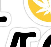 I Dab MO (Missouri) Weed Sticker