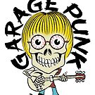 Garage Punk Guy by wonder-webb