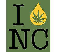 I Dab NC (North Carolina) Photographic Print