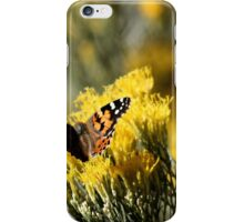 Butterfly Kisses 2 iPhone Case/Skin