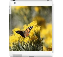 Butterfly Kisses 2 iPad Case/Skin