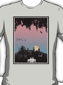 Dornoch Terrace Moonrise T-Shirt