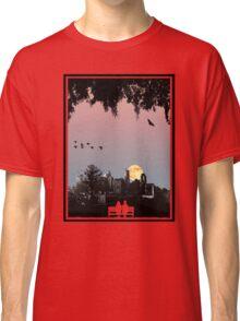 Dornoch Terrace Moonrise Classic T-Shirt