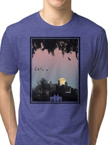 Dornoch Terrace Moonrise Tri-blend T-Shirt