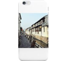 Chinese Town iPhone Case/Skin