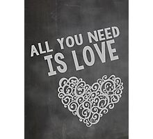 The Beatles All You Need is Love  Photographic Print