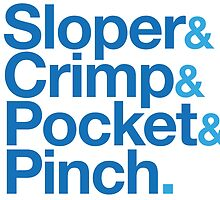 Sloper & Crimp & Pocket & Pinch by COMMITTED