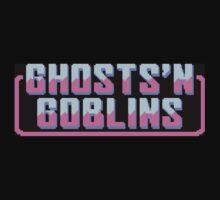 GHOSTS'N GOBLINS [version C] T-Shirt
