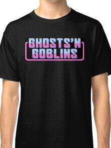 GHOSTS'N GOBLINS [version C] Classic T-Shirt